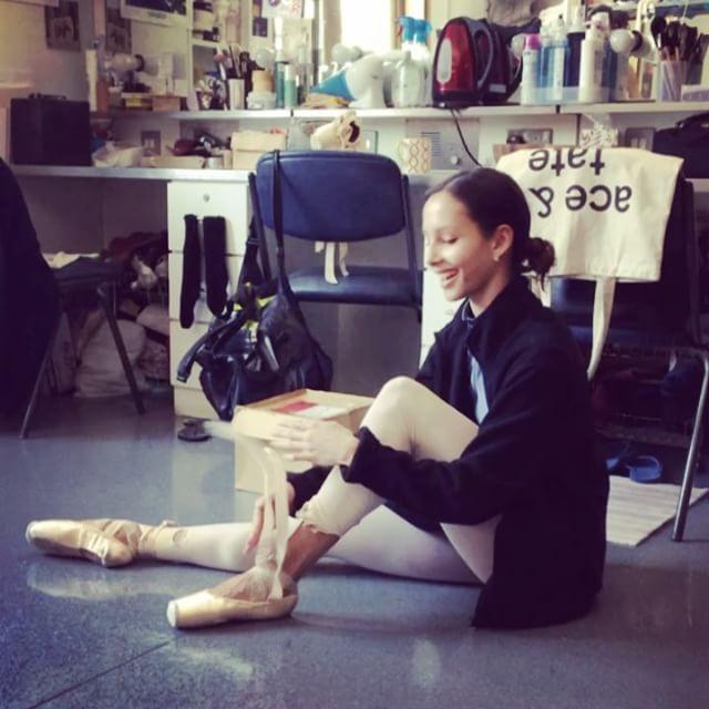 Francesca Hayward Royal Ballet