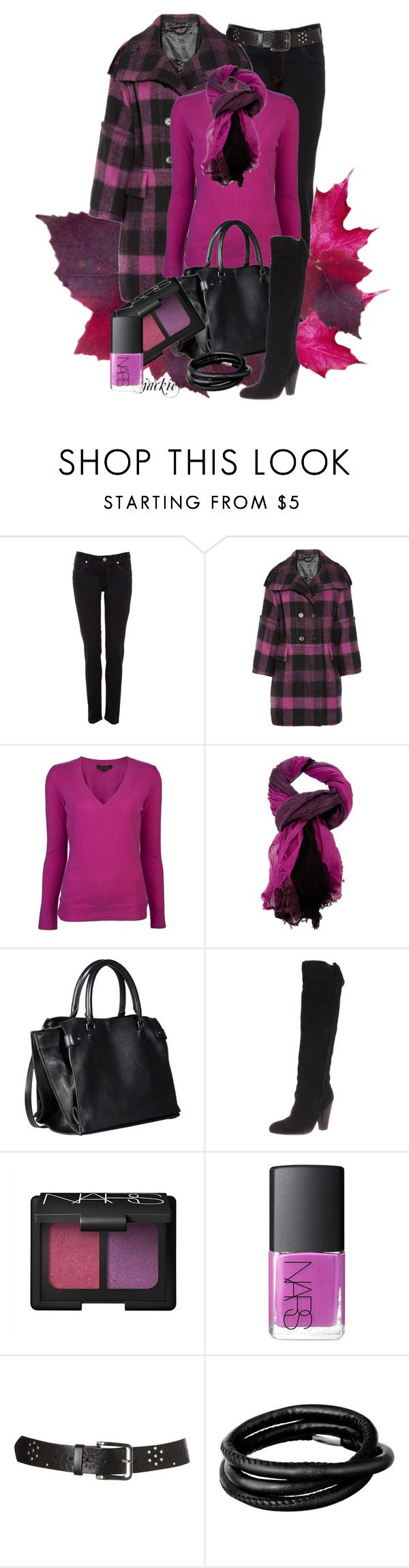 """""""Fall in Plaid"""" by jackie22 ❤ liked on Polyvore featuring A
