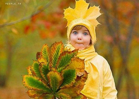紅葉の季節おしゃれキッズは今おでかけになにを着て行くべき?