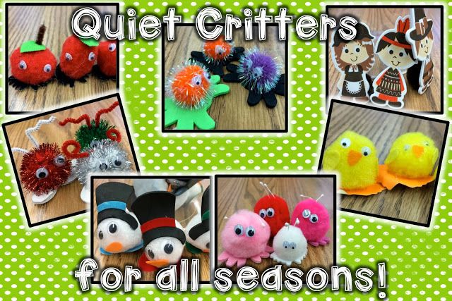 Quiet Classroom Ideas ~ Best ideas about quiet critters on pinterest warm