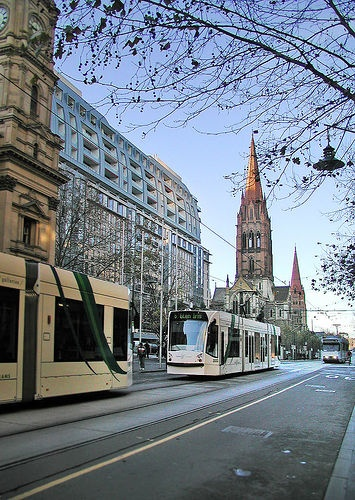Swanston Street (Melbourne)