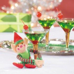 Elf Cocktail - Holidays