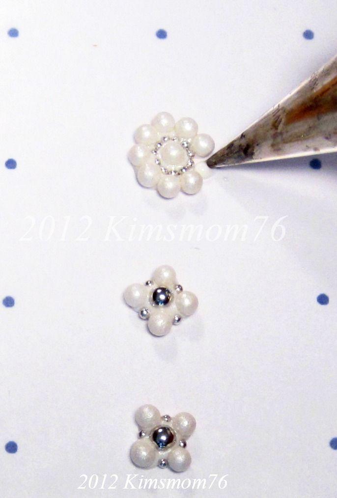 Kimsmom76: Royal Icing Jewelry Transfers - Tutorial