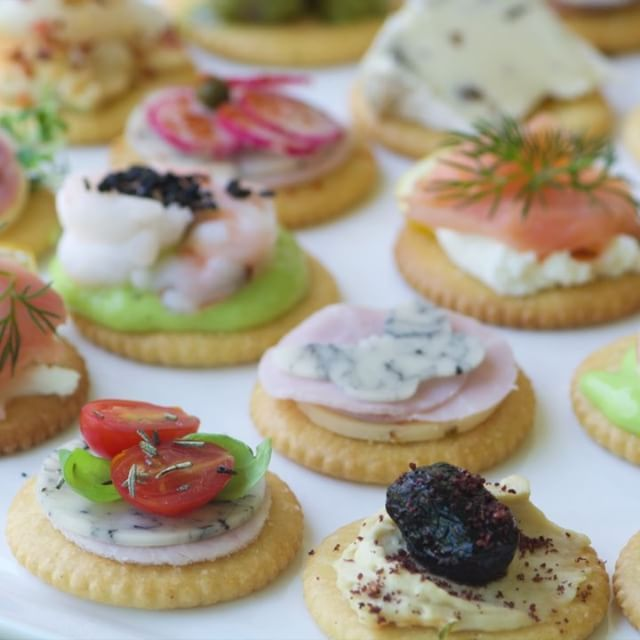 100 canapes recipes on pinterest canapes tapas ideas for Summer canape ideas