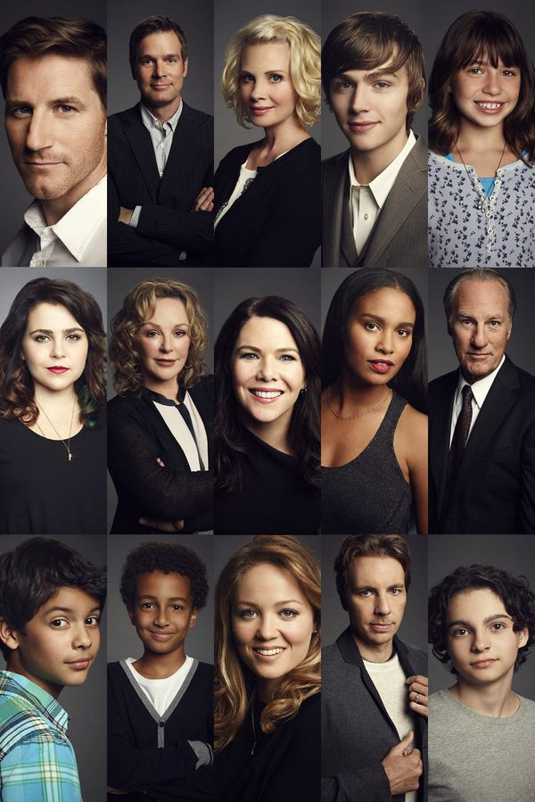 I love this show! Parenthood, season 5