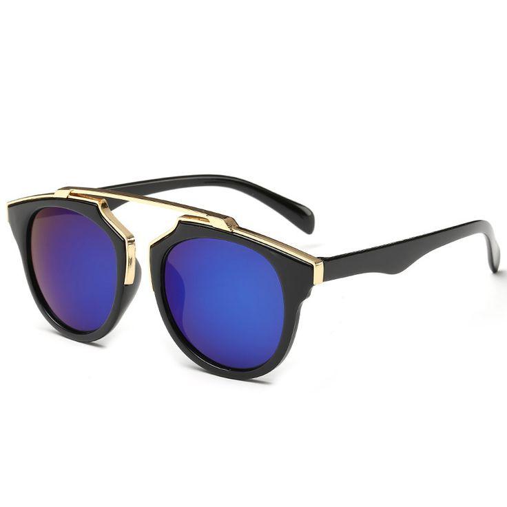 Cat Eye Sunglasses Women Brand Designer Vintage