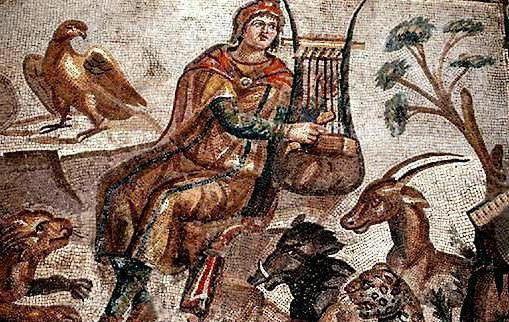 миф про орфея