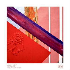 Lupe Fiasco – Tetsuo and Youth #colourful #graphicdesign #red #pastel #coverart