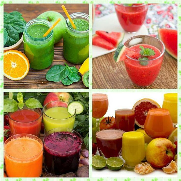 Domácí freshe a smoothies | Buď fit s Terkou