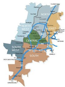 Tourist Destinations: Johannesburg, South Africa - Travel Guide
