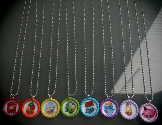 Hey, I found this really awesome Etsy listing at https://www.etsy.com/listing/225376342/8-shopkins-bottle-cap-necklaces-with-18