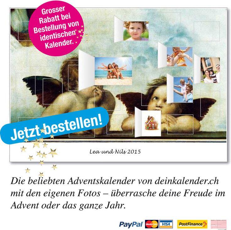 25 best ideas about adventskalender mit foto on pinterest. Black Bedroom Furniture Sets. Home Design Ideas