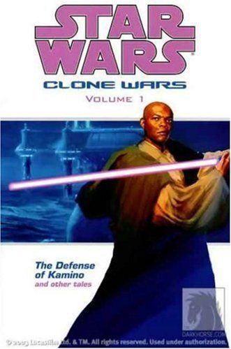 Star Wars: Clone Wars Volume 1: Defense of Kamino (Star Wars: Clone Wars (Graphic Novels)) (v. 1) @ niftywarehouse.com #NiftyWarehouse #Geek #Products #StarWars #Movies #Film