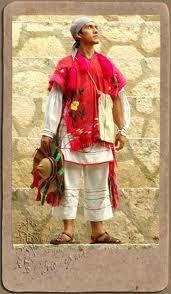 las tradiciones en mexico: VESTIMENTA TIPICA DE CHIAPAS