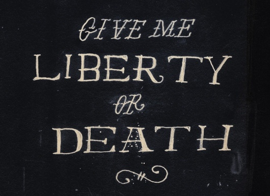 Give me liberty or death: Liberty, Graphic Design, Inspiration, Quotes, Lettering, Jon Contino, Death, Typography, Type