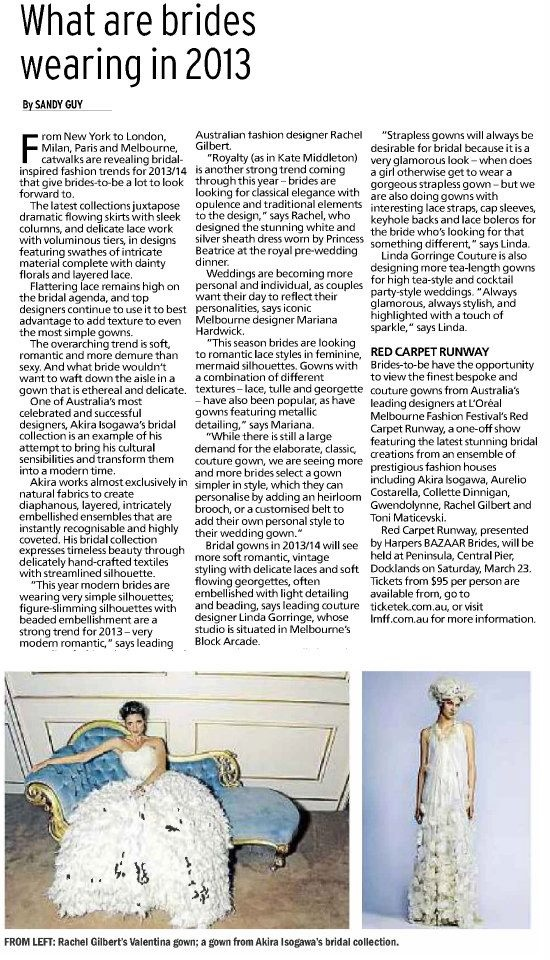 March – Page 3 – Sunday Age
