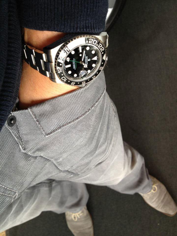 #Rolex GMT-Master II #womw