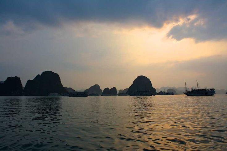 Halong Bucht Vietnam Reisezeit