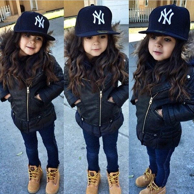 Instagram Post by KIDSFASHION_INSPIRATIONAL (@inspirationalkidsfashion). Baby  Swag GirlLittle