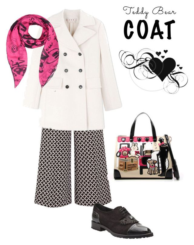 """""""Untitled #87"""" by i-teddybear on Polyvore featuring MICHAEL Michael Kors, Marni and Dsquared2"""