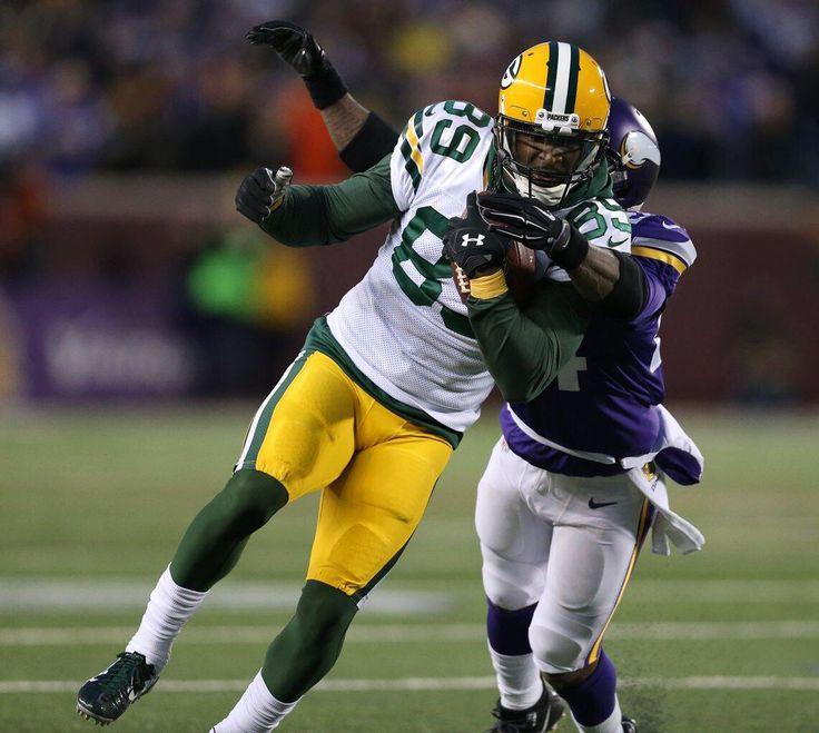 James Jones 11.22.15 Packers vs Vikings