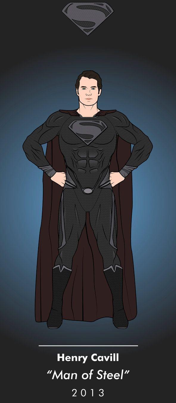 Superman (2013) by efrajoey1