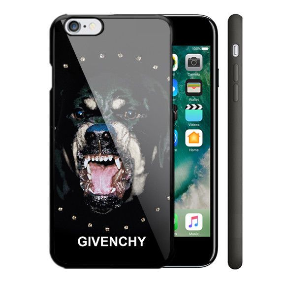 Best Givenchy Rottweiler Dog iPhone 6 6s 7 8 X Plus Hard Plastic Case #UnbrandedGeneric