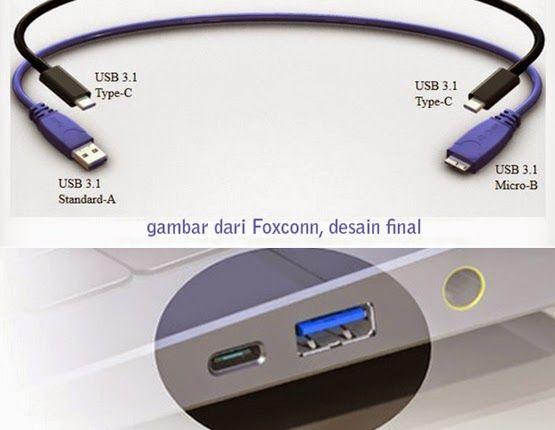 USB type baru Anti Ribet - tanpa harus bingung bolak-balik kabel. Simak selengkapnya #usb #flashdisk #usbtypec #usbif