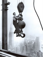 Ironworker on Ball