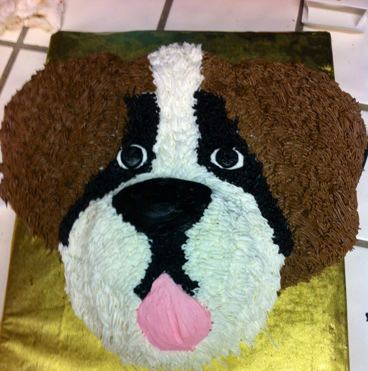 Dog Themed Birthday Cake  X  Pan