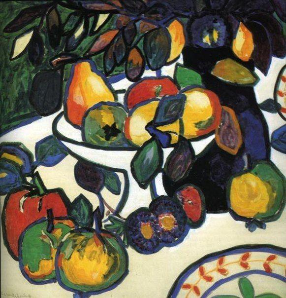 Kasimir Malevich, russischer Maler (199 Fotos von Malereien)