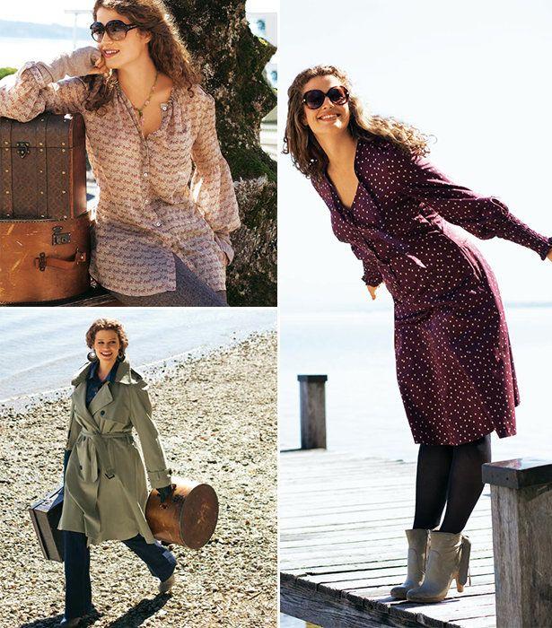Lake Life: 6 Plus Size Women's Sewing Patterns