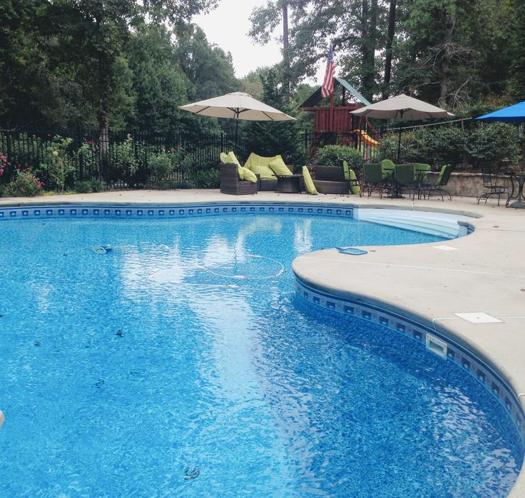 19 best inground swimming pool liners install replace - How to fix a hole in a swimming pool ...