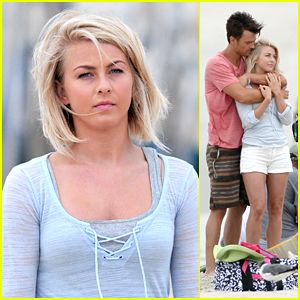 love julianne houghs haircut from safe haven spring