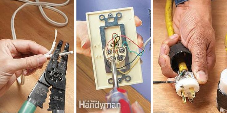 Do It Yourself Home Wiring: 183 Best Images About Electrical Repair And Wiring On Pinterest
