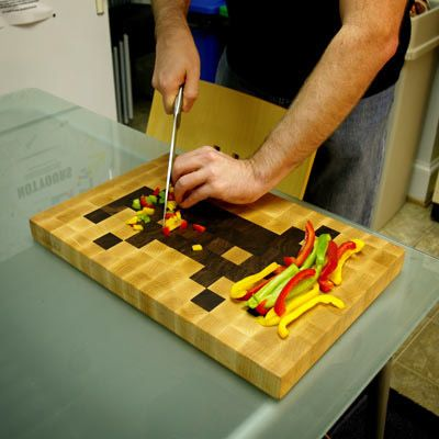 Funny cutting board!    50 Exquisite Gifts For This Valentine's Day