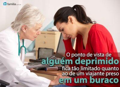Familia.com.br | Como consolar alguém com depressão #Depressão #Superacao #Ajudar