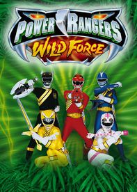 Power Rangers Wild Force - Saison 1 La saison 1  de la série  Power Rangers Wild Force est disponible en français sur Netflix Canada Netflix France  [trailer...