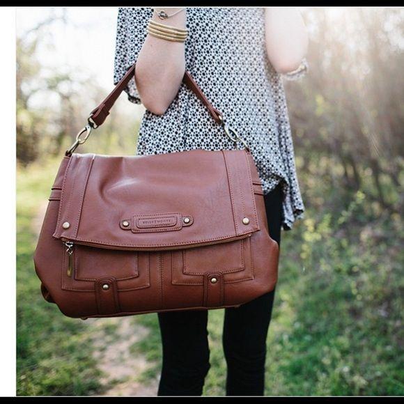 Kelly Moore Songbird Brown Excellent condition. Designer camera bag Kelly Moore Bags