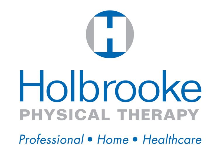 Logo for Holbrooke Physical Therapy.