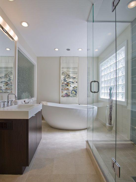 Best Home Redesign Bath Images On Pinterest Bathroom Ideas - Small narrow bathroom ideas with tub