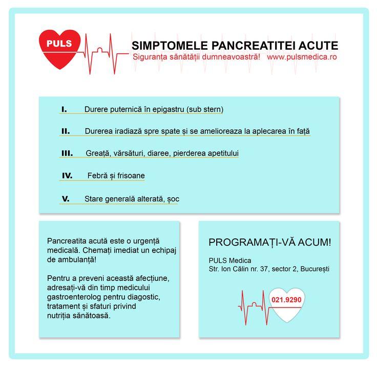 Pancreatita acuta, o urgenta medicala