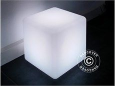LED Cube Light, 40x40cm, multifunction, multicolour