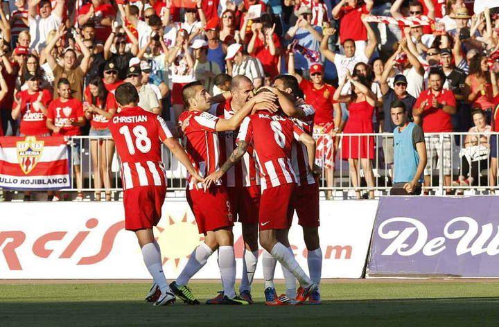 No hay dos sin tres y el #Almeria a Primera División otra vez #fubol