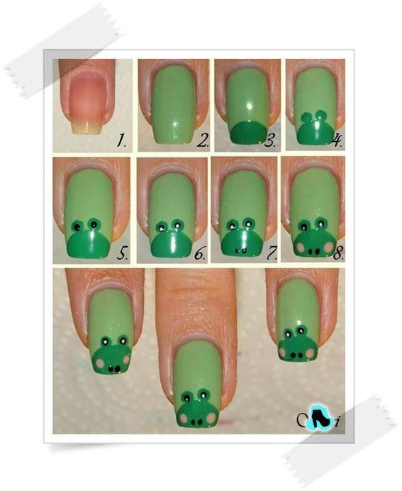 65 best diseño de uñas images on Pinterest | Uña decoradas ...