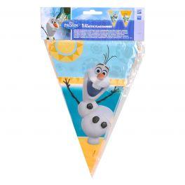 Disney Frozen Olaf Vlaggenlijn