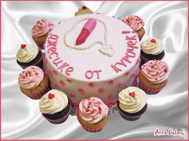 Торт на девичник рецепт