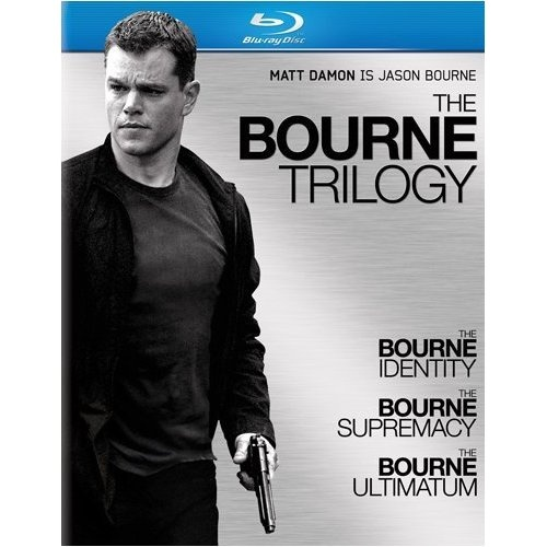 Love the Bourne Movies & Books, plus Matt Damon!