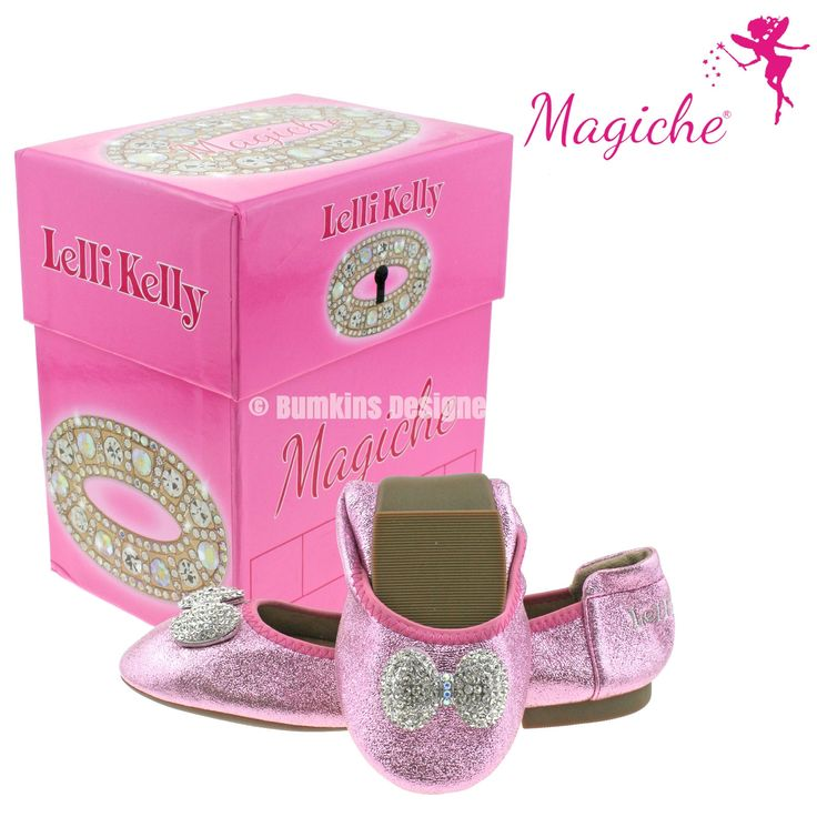 Lelli Kelly LK4102 (AC01) Rosa Glitter Magiche Shoes £34.90