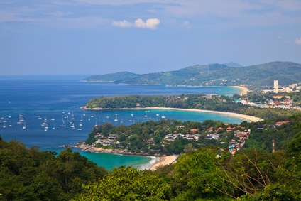Who wants to go for a helicopter ride and discover amazing Phuket?